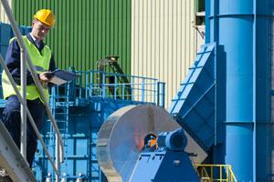 Infraestructuras: Inspección y gestión de la seguridad
