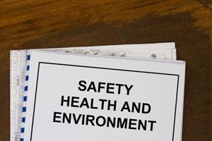 Inspección de seguridad, calidad y medioambiente