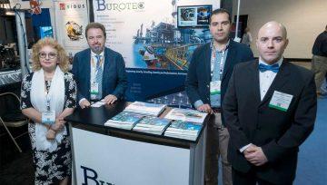 Das Vorhandensein von BUROTEC Messe Offshore Technology Conference
