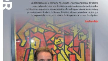 Our Director José Manuel Romero Duran appears in an interview in the magazine service stations
